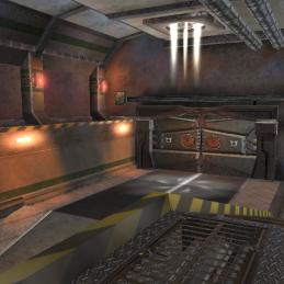 Bunker Room 01