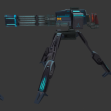 Concept MG Weapon
