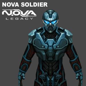 Concept Nova Soldier